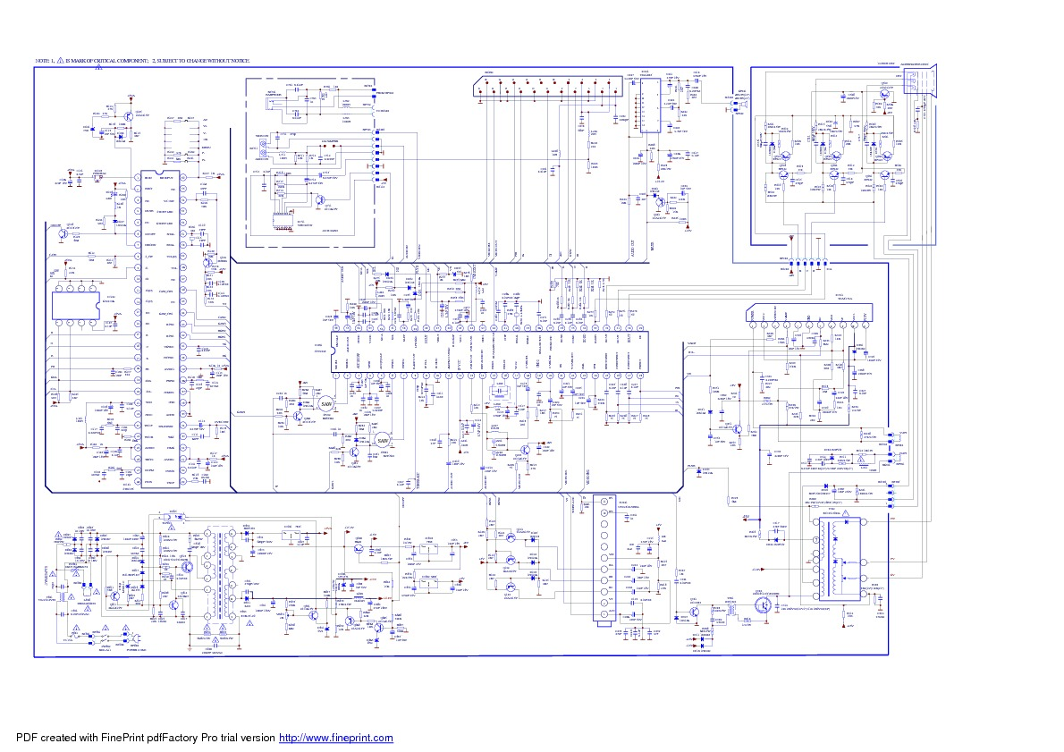 service manual for n 1423 NEO tv-1423 schematics,datasheets ...