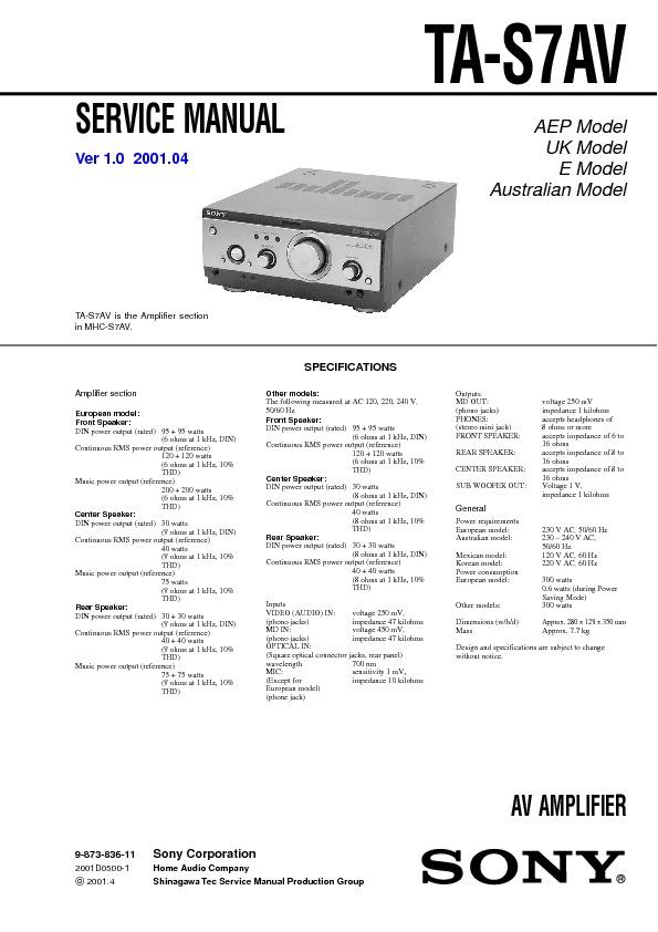 TA S7AV further Watch moreover Push To Start Button Ignition likewise Acela also Fm Receiver Antenna  lifier 2. on car audio schematics